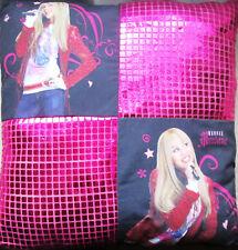 "Disney Exclusive Hannah Montana Sparkling Large 16"" Pillow"