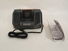 Ridgid Dual Chemistry Battery Charger • Ni Cad / Lithium Ion • R840095 • Unused