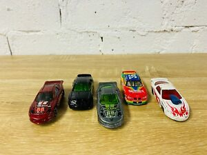 Pontiac Firebird Nascar Pro Stock Skittles Ernie Irvan Hot Wheels Diecast Lot