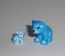 LEGO Elves - Blubeary und Lil' Blu - Tier Animal Little Lil Blue Bär Bear 41183