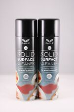 2x 500ml Eagle Solid Surface Cleaner® + 1 FREE GIFT Worth Up To £8.99