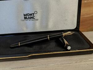 MONTBLANC Meisterstuck Classique 144 Fountain Pen - 14K Gold Nib
