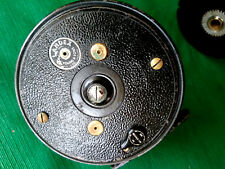 J.W.Young & Sons Ltd Vintage Fly Fishing Reel Made In England, + extra spool