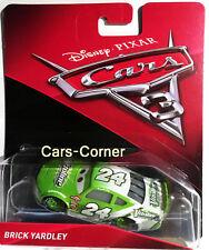 Disney Pixar Cars 3 Evolution Vitoline No. 24 Brick Yardley Mattel 2017 Neu Ovp