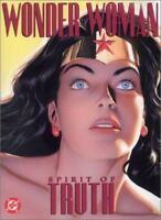 Wonder Woman : Spirit of Truth  [Graphic Novel, USA Version, 2001] / COLOR
