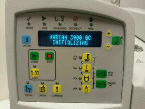 Gas Chromatograph Varian 3900  + auto-sampler + software