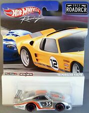 HOT WHEELS RACING 2012 ROADRCR '78 PORSCHE 935/78 CANADA RELEASE ONLY