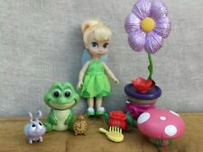 Disney Animators Collection Tinkerbell  Playset & accessories Disney Fairies