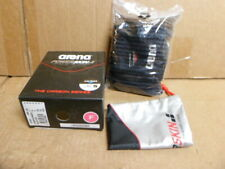 Size 26 Arena POWERSKIN Carbon Air - Closed Back Race Suit Dark Grey Black