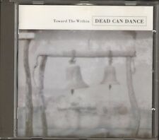 DEAD can DANCE Toward the Within NEW CD LIVE 15 track 1994 Lisa Gerrard