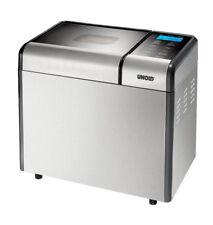Unold Brotbackautomat 68415 Backmeister Top Edition, 750-1200 g, 610 Watt, Timer