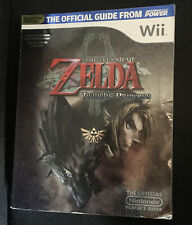 The Legend Of Zelda: Twilight Princess Wii Nintendo Power Official Players Guide