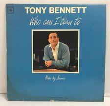 Tony Bennett – Who Can I Turn To Vinyl CL 2285