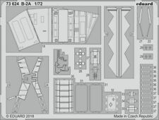 Eduard 1/72 USAF B-2A Spirit Stealth bombardiere strategico dettaglio Set # 73624