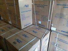 Arctic King Chest Freezer Black New Free Overnight Shipping Through FedEx