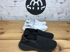 FILA Lightweight Mallorca Slip-on Women's Shoes ~ White ~ Black