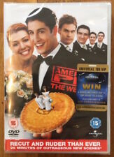 American Pie - The Wedding (DVD, 2004) - Brand NEW and Sealed