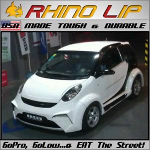 SMART CAR Passion-Coupe Passion-Cabriolet Smart-ED Noble Spoiler Rubber Chin Lip