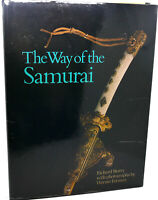 Richard Storry THE WAY OF THE SAMURAI  1st Edition 1st Printing