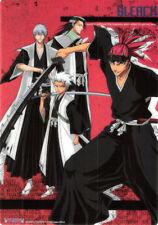 Bleach Pencil Board Clear Shitajiki Renji Hitsugaya Byakuya Gin Animetopia (B)