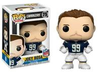 NFL POP! Football Vinyl Figure Joey Bosa (Los Angeles Chargers) 9 cm DAMAGED BOX