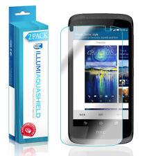 2x iLLumi AquaShield Crystal HD Clear Screen Protector for HTC Desire 526
