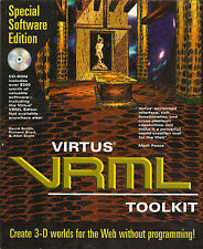 Virtus VRML Toolkit for Windows by etc., David Smith (Mixed media product, 1996)