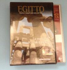 EGITTO dvd LA MAGIA DI KARNAK e LUXOR *DVD Nuovo e Sigillato*