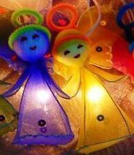 Angel Fairy Light String Child's Bedroom Or Baby Nursery Decoration, Xmas Tree