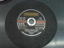 GRINDING DISCO X TRONCATRICE FERRO D.300X3,5X30  SMERIGLIATRICE