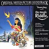 THE MAGIC RIDDLE (Guy Cross) OOP 1992 Soundtrack Score OST CD NEW AND SEALED .