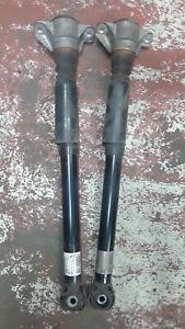 PAIR GOOD USED Audi S4 Sachs Rear Shocks 8k0513035AB 2010 11 12 13 14 15 16 B8