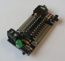 PCB proyecto RKP20c compacto diseñado para Picaxe - 20M2 & Genie-C-20 Kit de Construcción de auto