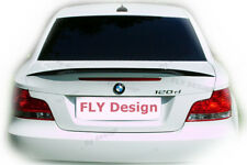 Carbon heckspoiler für BMW 1er coupe spoiler becquet levre trunk lid bodykit neu