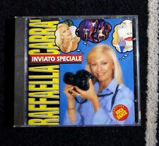 """Raffaella Carrà – """"Inviato Speciale""""  1990  CD, Album molto RARO CDL 271"""