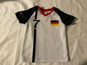 FIFA Team Germany #7 Kids Size 4-5 Years Jersey FIFA WORLD CUP Russia 2018
