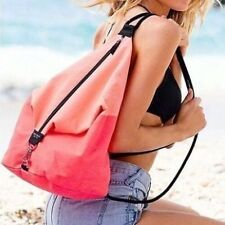 NEW Victoria's Secret Pink Limited Edition Summer Beach String Bag Backpack Tote