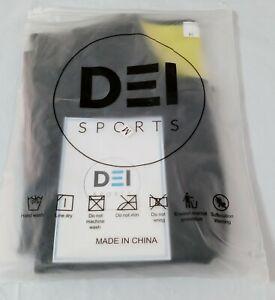 DEI Sports Men's Waist Trainer Slimming Vest sz-M Blk,