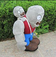 PLANTS vs. ZOMBIES Soft Plush PVZ Toy Teddy Stuffed Doll Gargantuar Zombie Gift