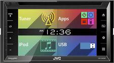"""JVC KW-V320BT 2-DIN DVD CD USB 6.8"""" BLUETOOTH AV RECEIVER"""
