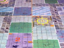 Space Crusade - Game Boards x 4 (Full Set)