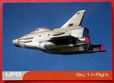 UFO - Card #3 - Sky 1 in Flight - Unstoppable Cards Ltd 2016