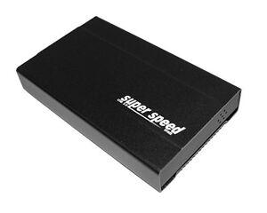 Bytecc HD7-U3FW800 SuperSpeed USB 3.0 Firewire 800 to Sata External Enclosure