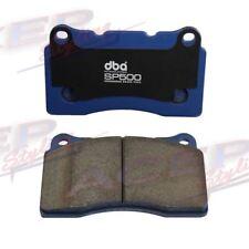 DBA 08-14 Mitsubishi Lancer EVOLUTION SP500 Brake Pads (REAR)