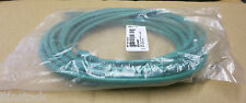 2 x VIDEK RJ45 Booted Cat5e UTP Green Patch Cables 2 Meters NEW - 2961-2