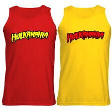 Hulkamania Hulk Hogan Vest All Sizes BEST ON EBAY!