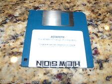 Astaroth Atari St (PC, 1989) Game 3.5 Inch Floppy Disc (Near Mint)
