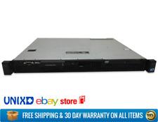 """Dell PowerEdge R220 2-Bay LFF 3.5"""" 1U Server with E3-1220 V3 3.5 GHz CPU"""