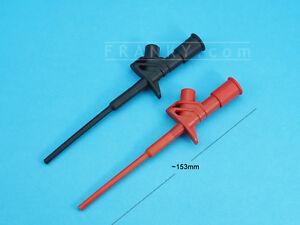 Flexible Shaft Test Probe (Black+Red)
