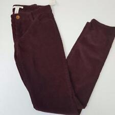 Banana Republic Women's Skinny Cord Corduroy Pants Sz 27 Stretch 29W 33I NWT